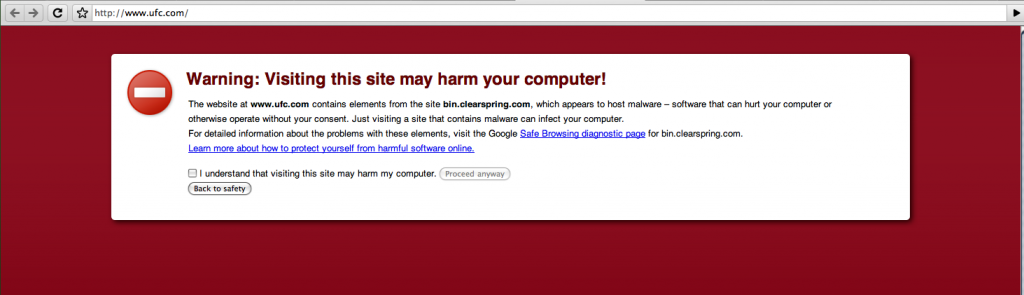 How to Remove Google\u0027s Site May Harm You Warning
