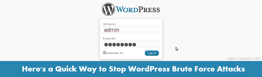 How To Stop WordPress Brute Force Attacks