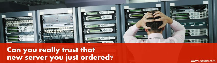 ordering a new dedicated server