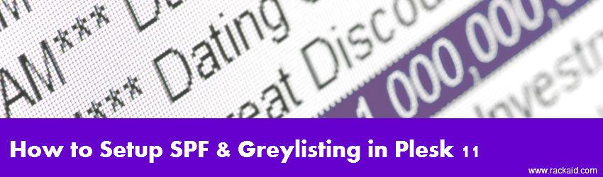 spf greylisting plesk 11
