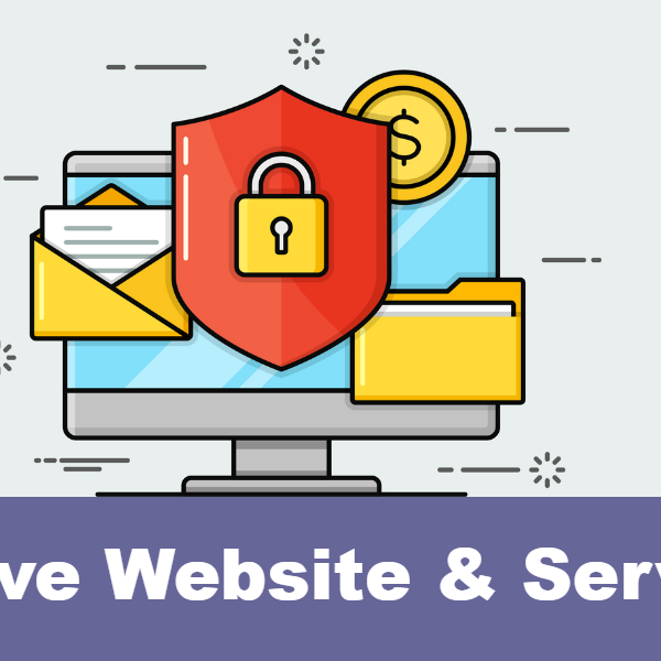 Improve Website & Server Security